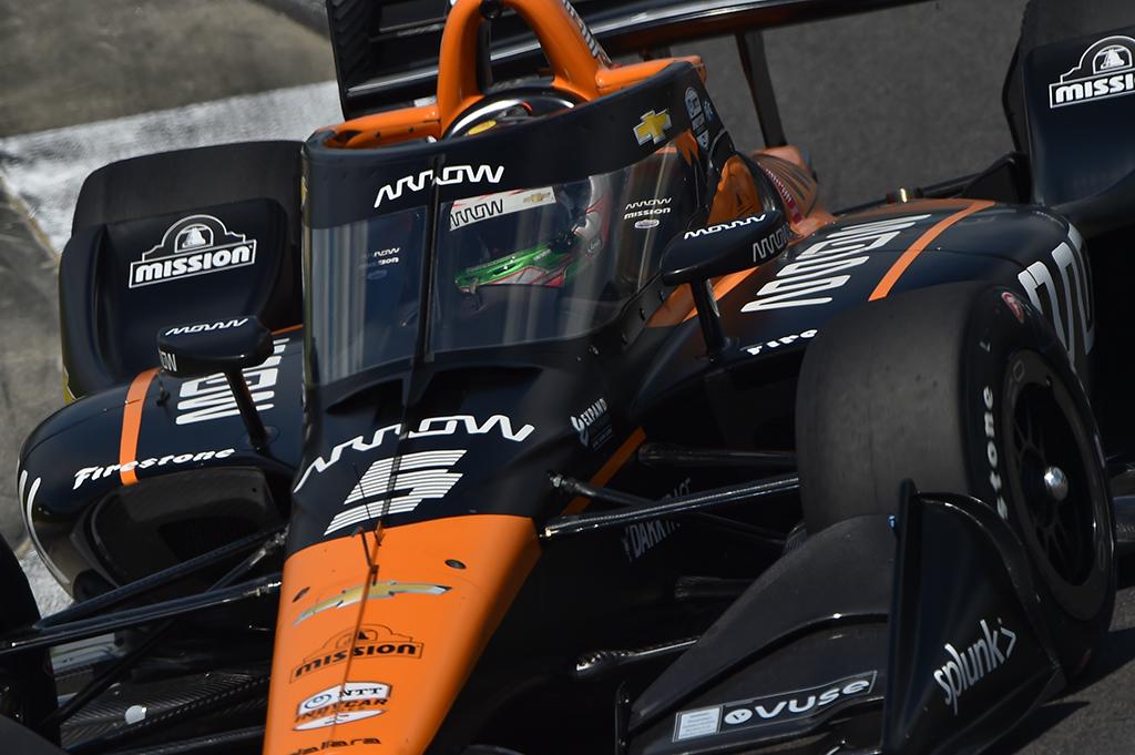 Nugalėjęs lenktynėse, P. O'Wardas galės išbandyti F-1 bolidą