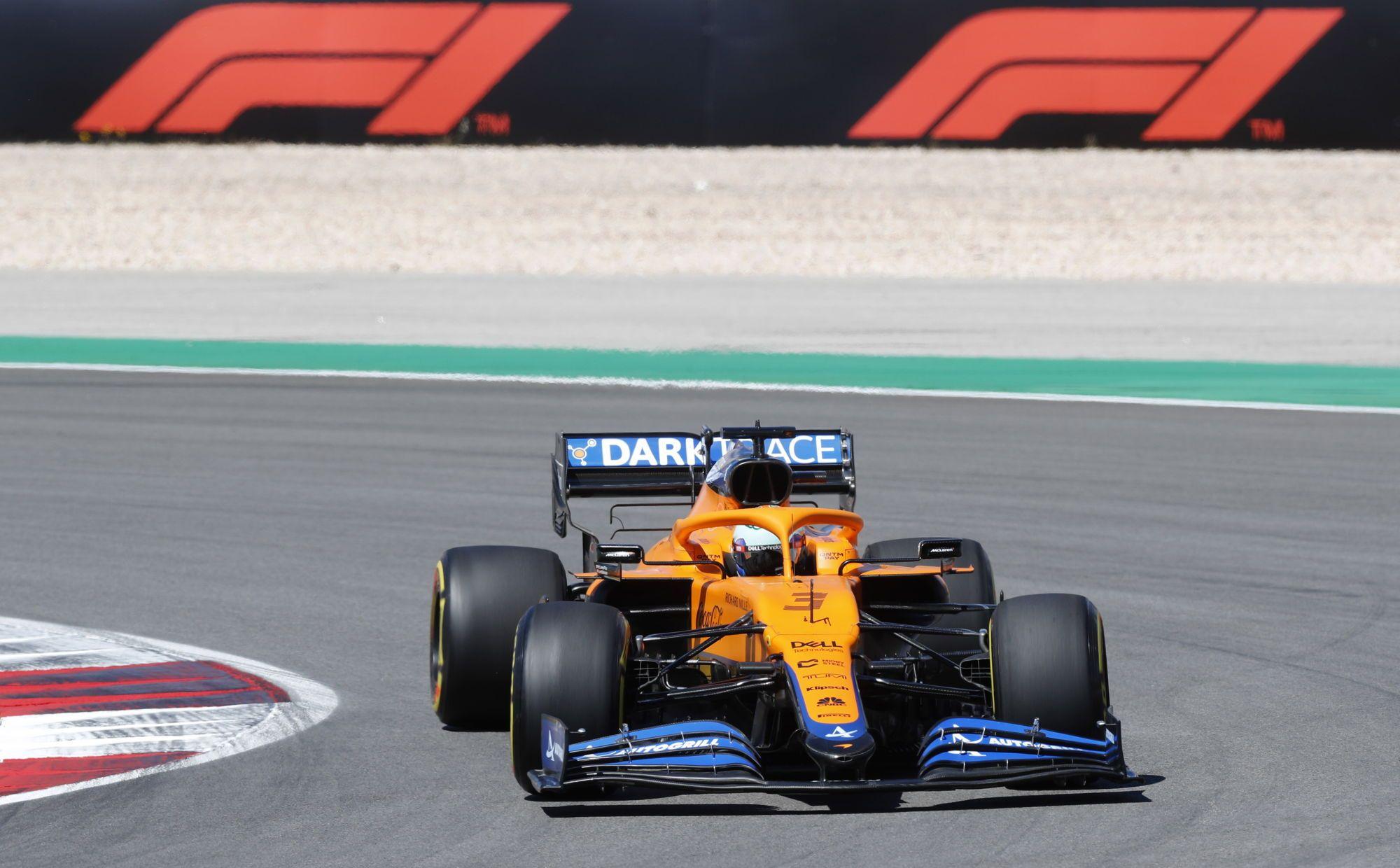 Prastai pasirodęs D. Ricciardo: nežinau kas nutiko