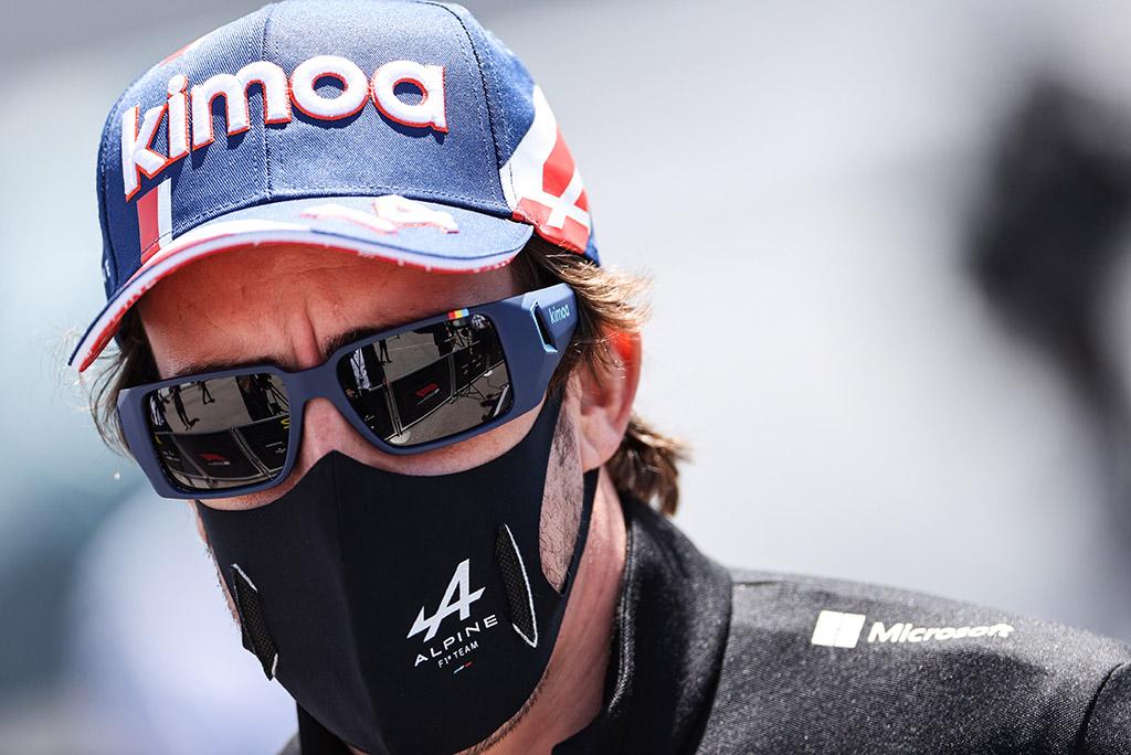 F. Alonso prisidėjo prie sportininkų, raginančių šalis paaukoti Covid-19 vakcinų