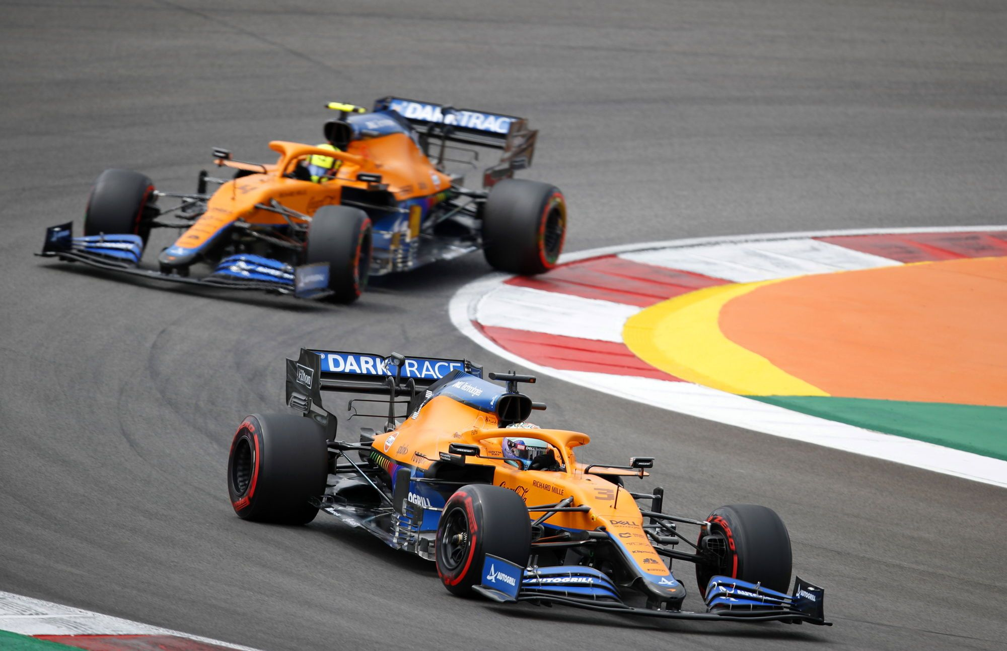 D. Ricciardo: pradedu suprasti, kaip reikia dirbti su nustatymais