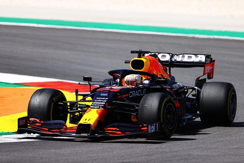 M. Verstappenas: tikiuosi, kad kitąmet negrįšime į Portimao