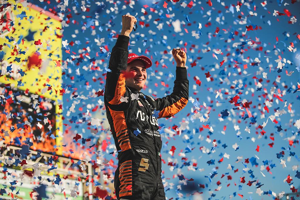 IndyCar. Teksase - pirmoji P. O'Wardo pergalė