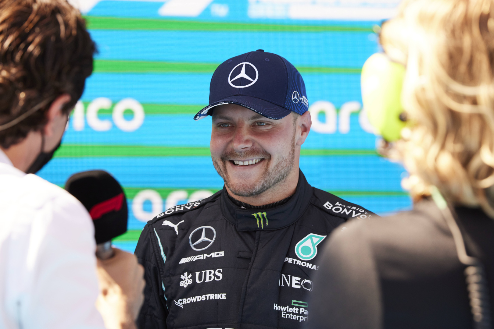 "V. Bottas: liepą pradėsiu derybas su ""Mercedes"""