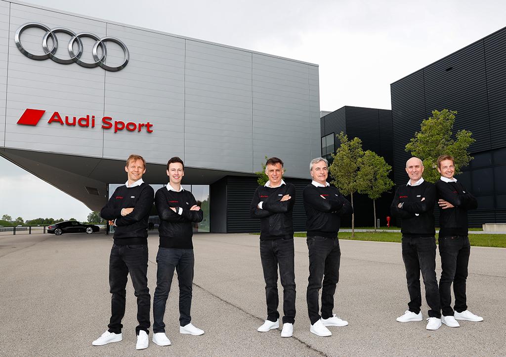 """Dakaras. """"Audi"""" paskelbė """"svajonių komandos"""" sudėtį"""