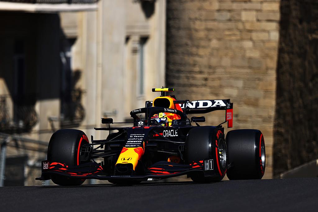 S. Perezas nepatenkintas lenkimais kvalifikacijoje