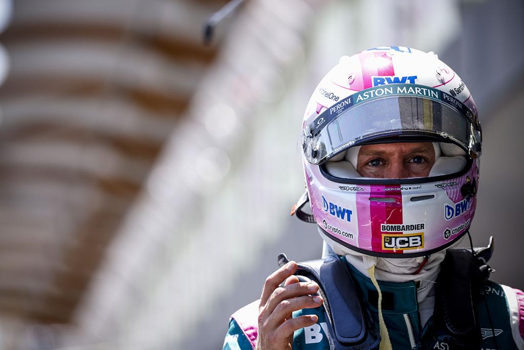 S. Vettelis: nesitikėjome būti ant podiumo
