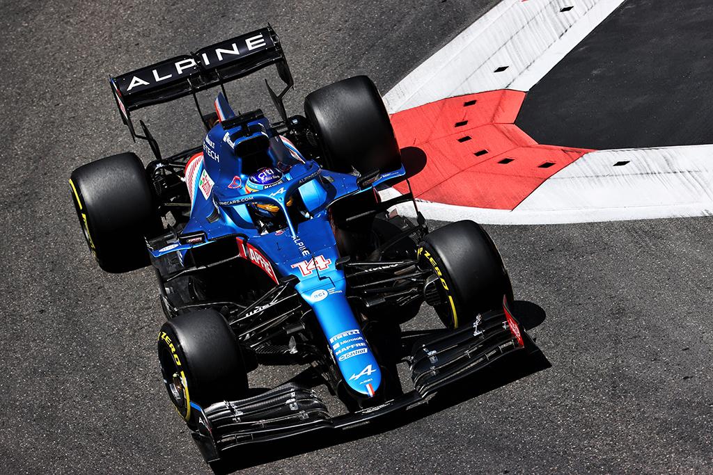 F. Alonso: gavome šansą ir pasinaudojome juo