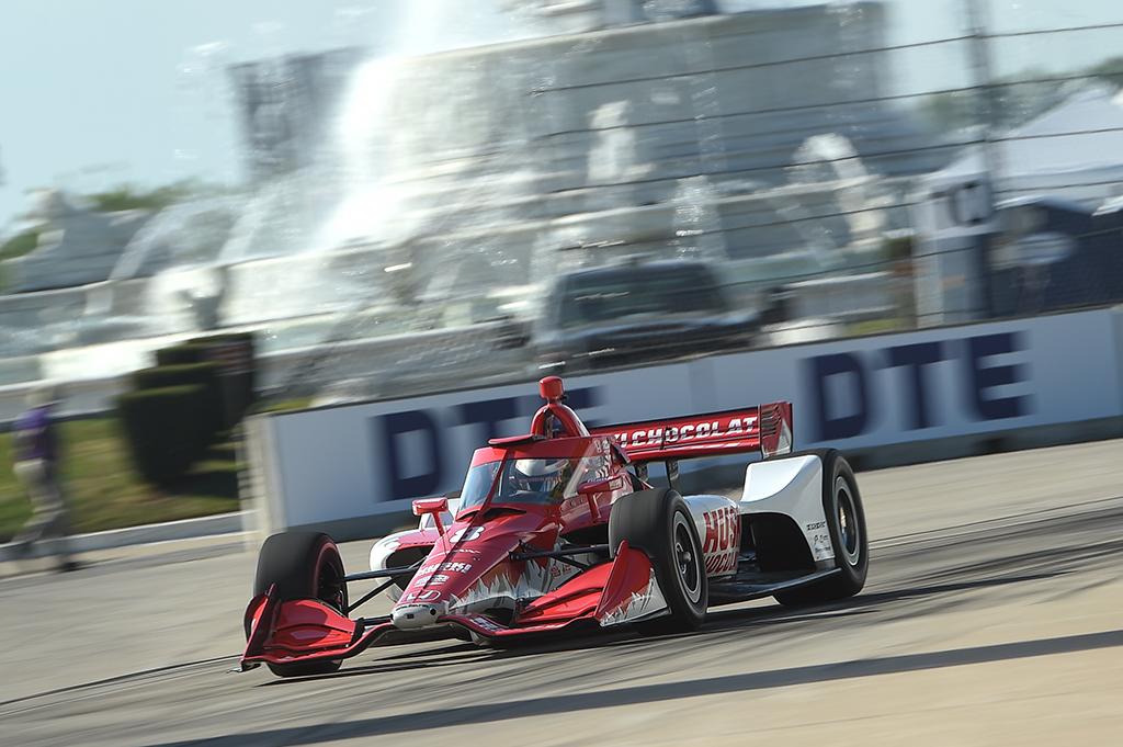 IndyCar. Detroite pirmąją pergalę iškovojo M. Ericssonas