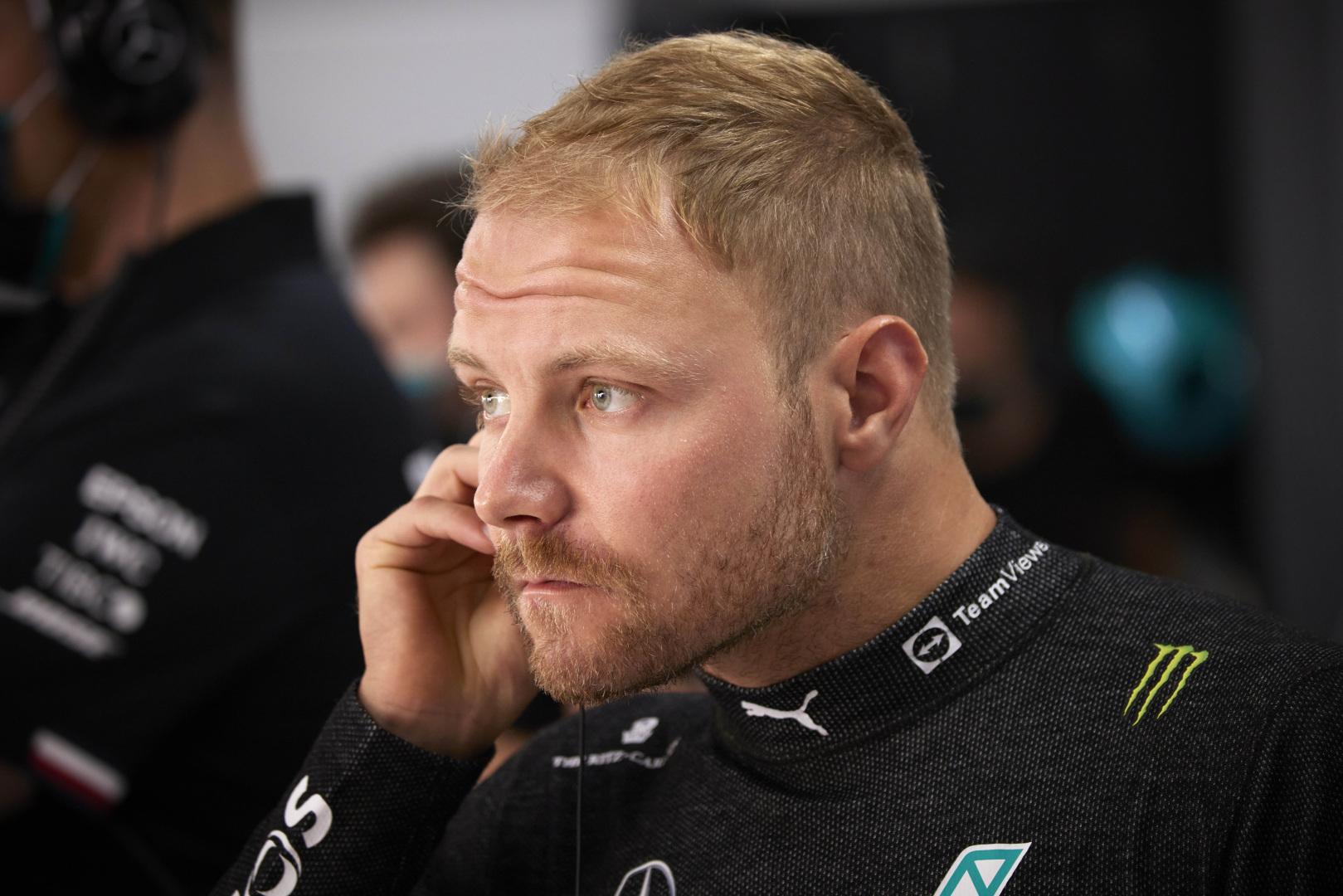"V. Bottas:  ""Red Bull"" šiandien buvo greitesni už mus"