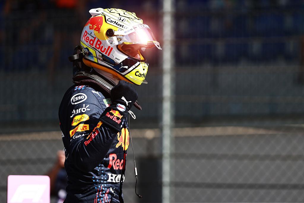 Štirijos GP lenktynėse - antroji iš eilės M. Verstappeno pergalė