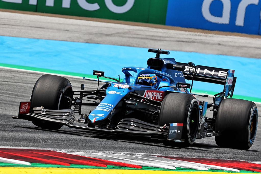 F. Alonso: S. Vettelis nekaltas dėl incidento kvalifikacijoje