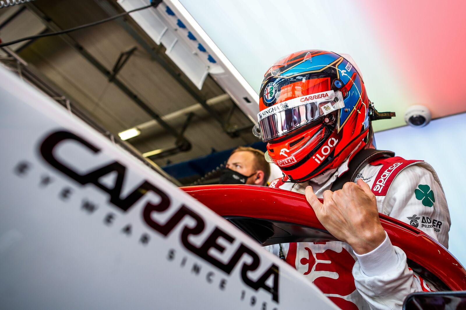 """""""Alfa Romeo"""" laukia K. Raikkoneno sprendimo"""