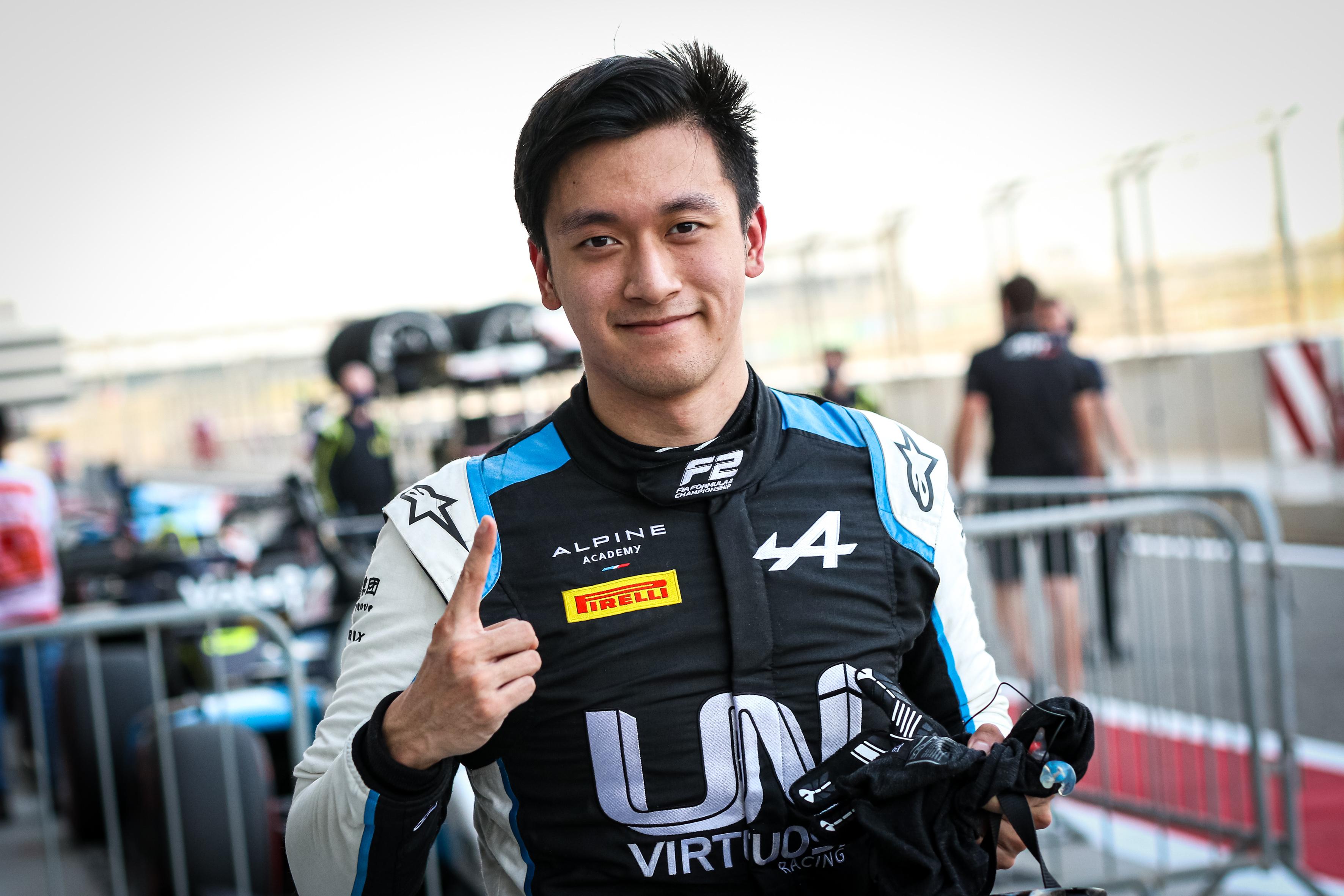 "G. Zhou Austrijos GP treniruotėse išbandys ""Alpine"" bolidą"