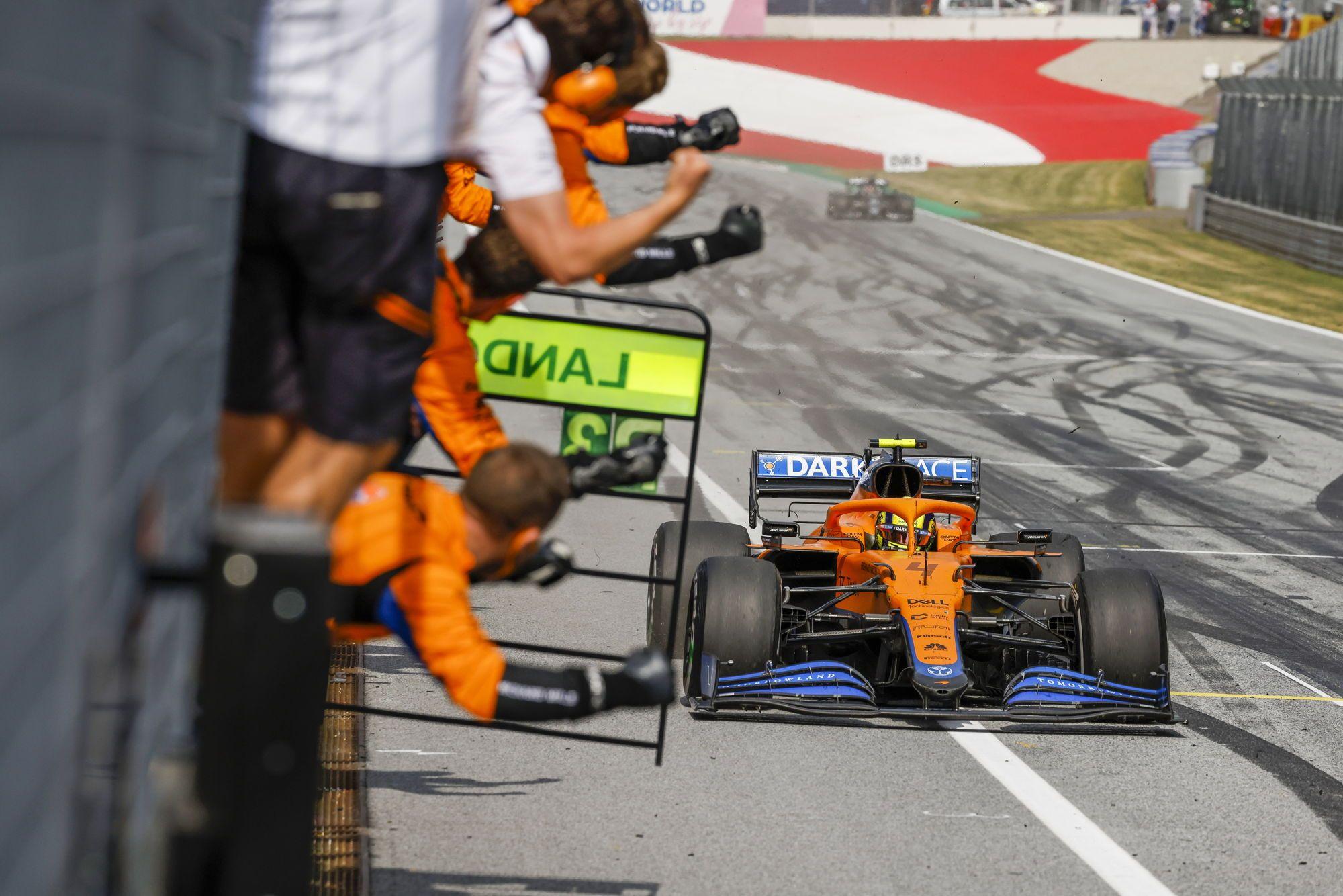 "A. Seidlas: ""McLaren"" komanda kitąmet nekovos dėl čempionų titulų"