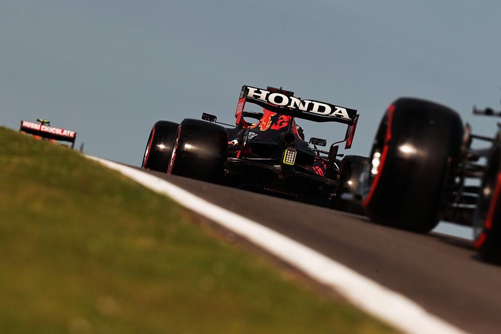 Didžiosios Britanijos GP: sprinto kvalifikacija (tiesiogiai)