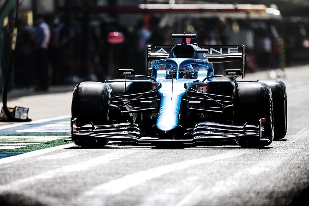 F. Alonso: tai buvo geriausias mūsų pasirodymas šį sezoną