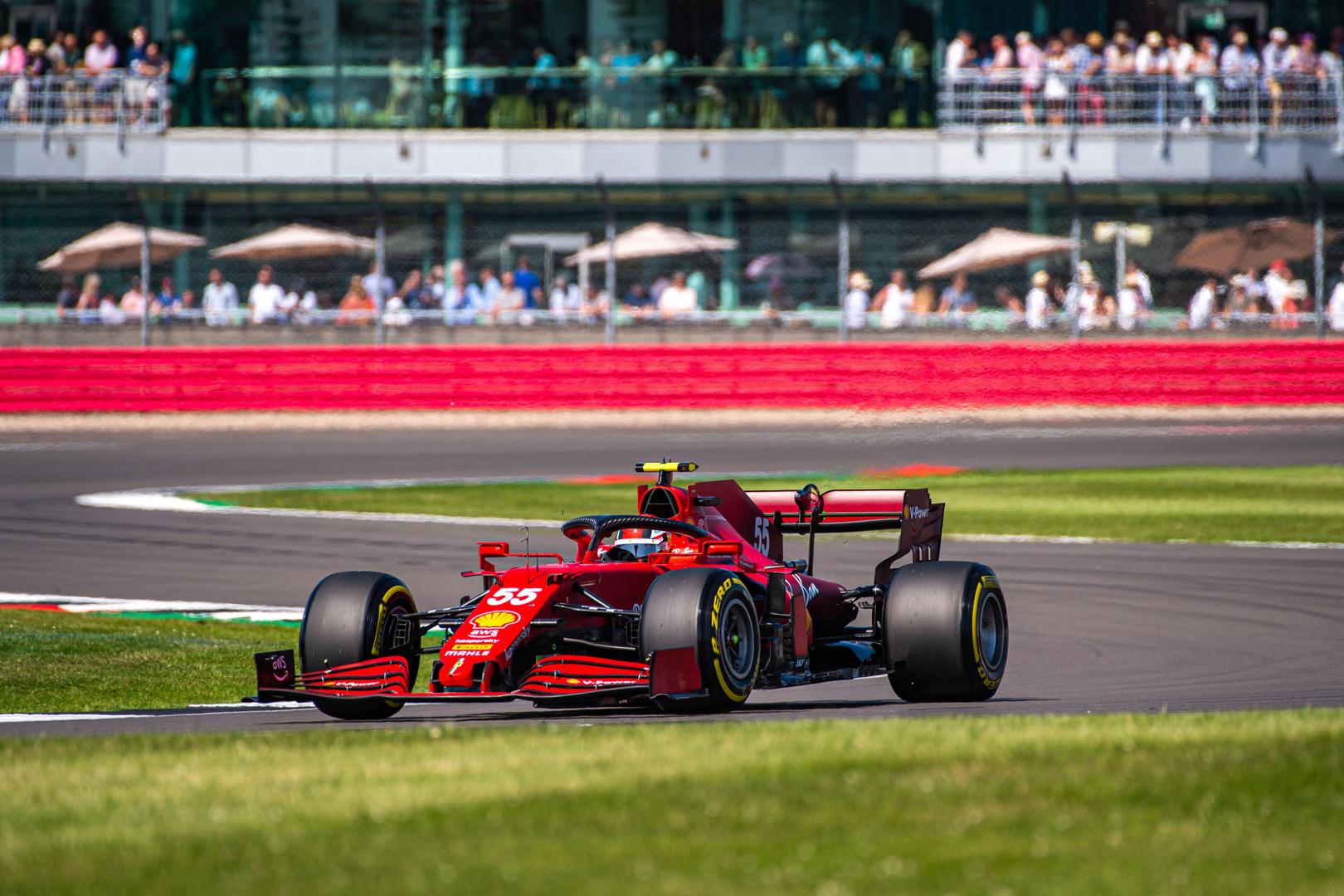 """P. Fry: """"Ferrari"""" labai anksti perėjo prie pasiruošimo 2022 metams"""