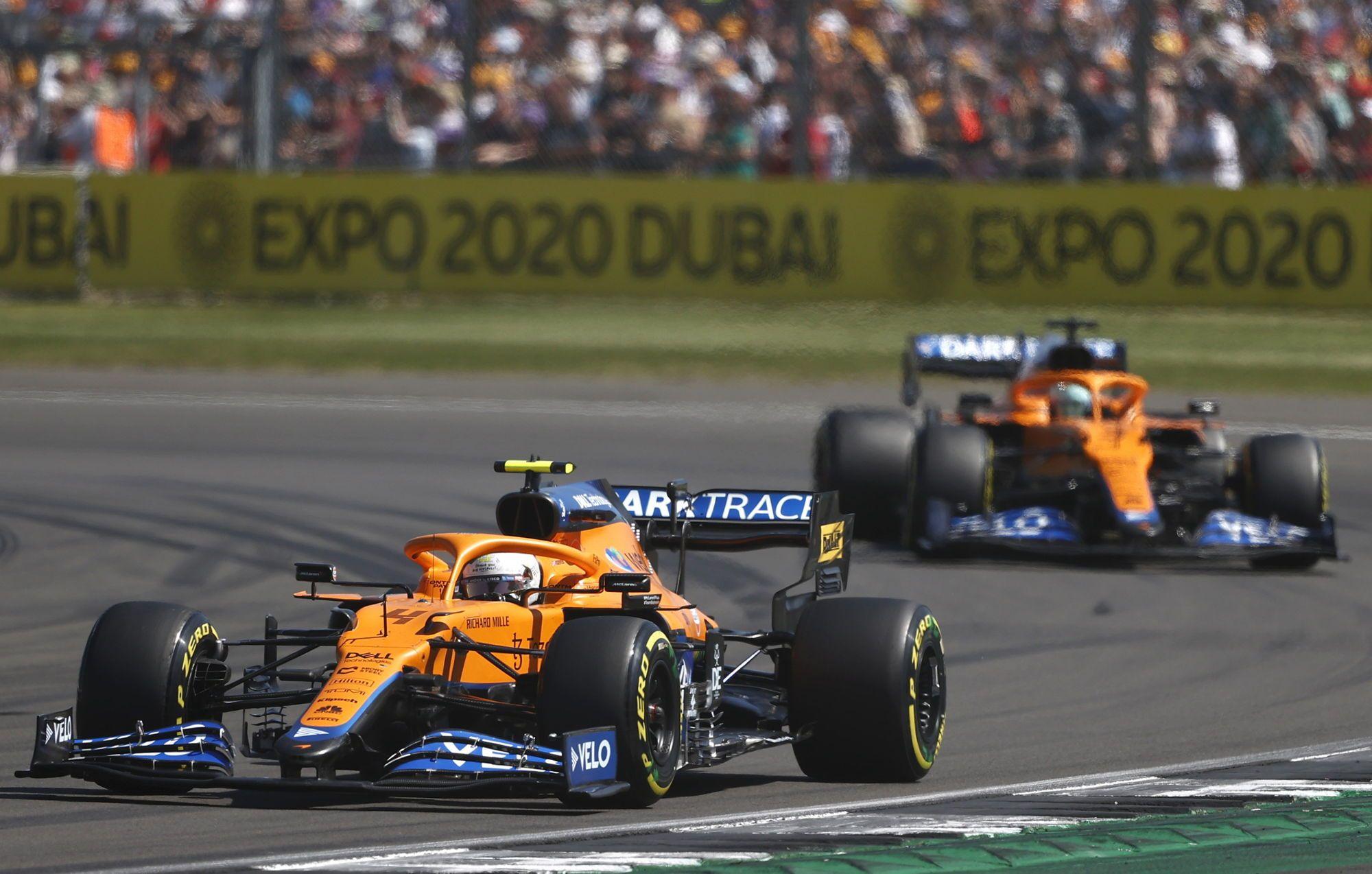 """""""McLaren"""" į Vengriją planuoja atsivežti atnaujintą bolidą"""