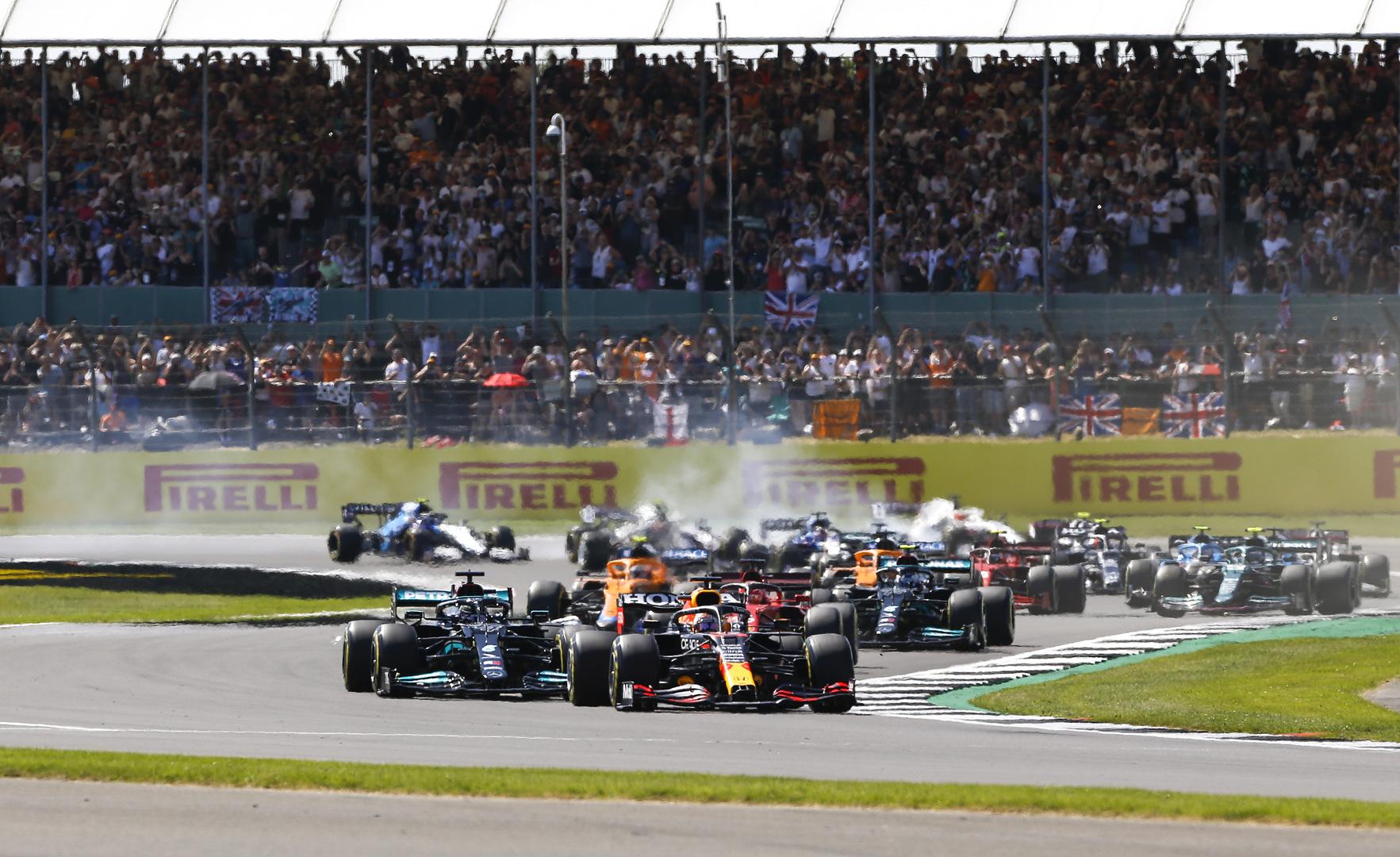 C. Leclercas, F. Alonso ir V. Bottas išsakė savo nuomonę apie L. Hamiltono ir M. Verstappeno incidentą