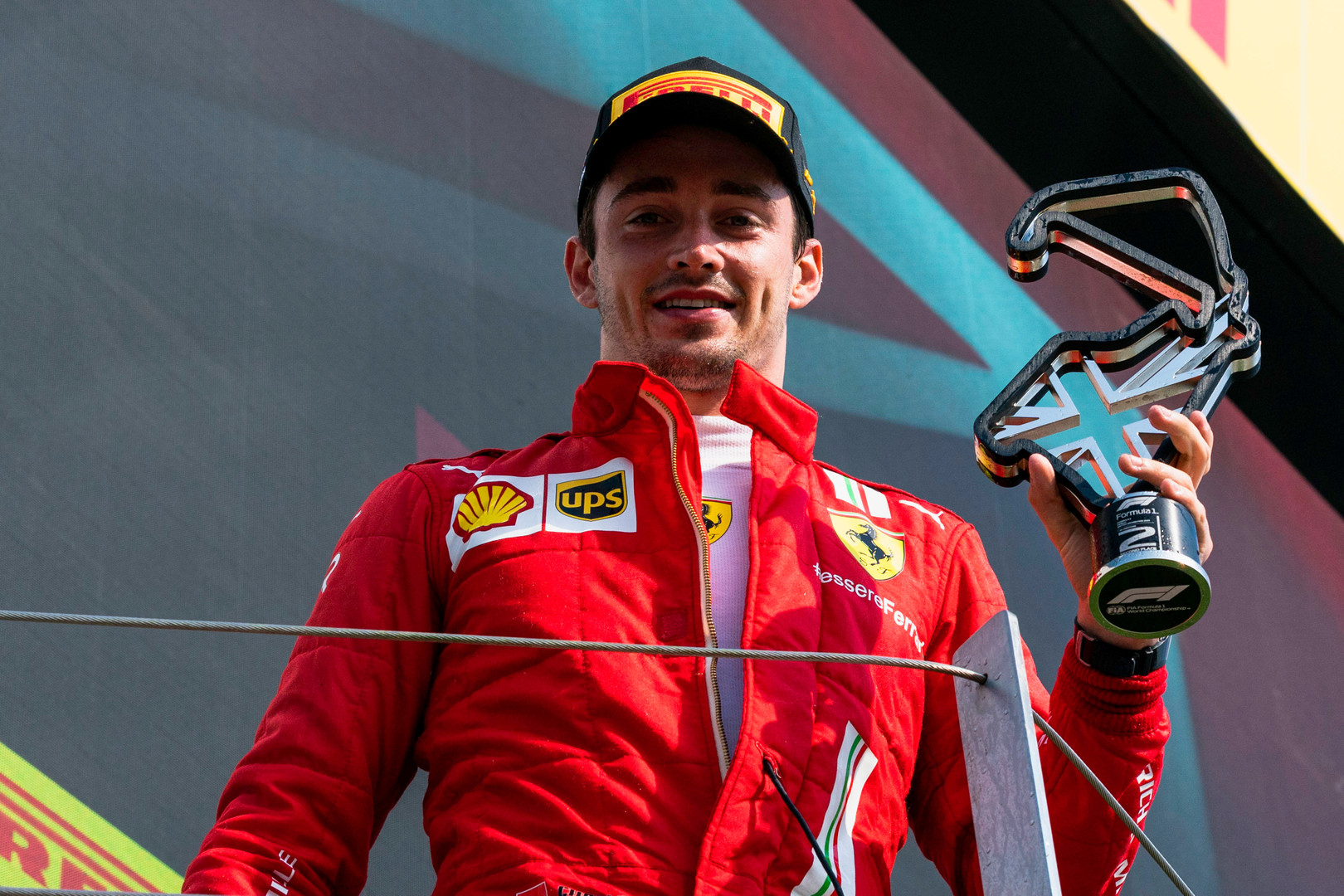 Mattia Binotto: džiugina ne tik rezultatas, bet ir lenktynių tempas