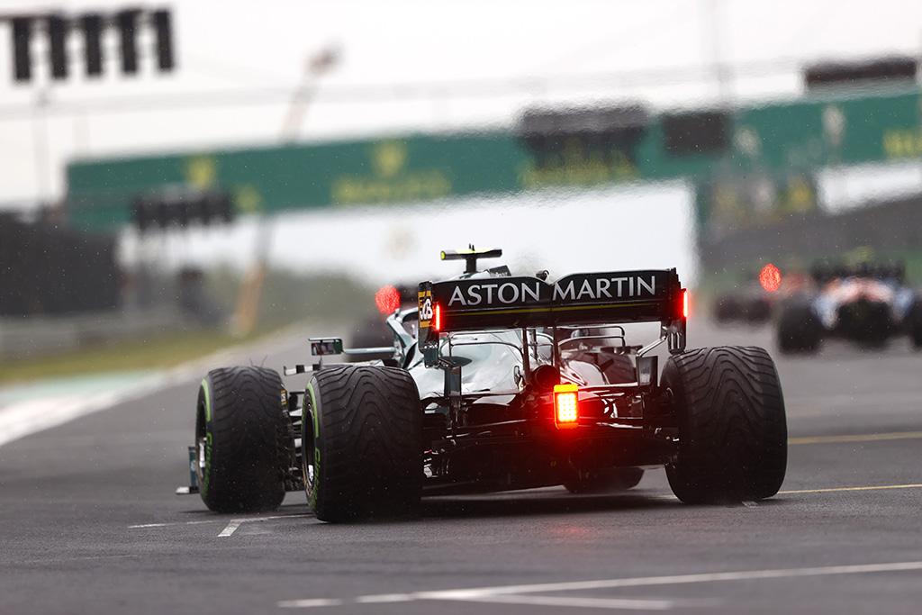 """FIA išklausys """"Aston Martin"""" argumentus rugpjūčio 9 d."""
