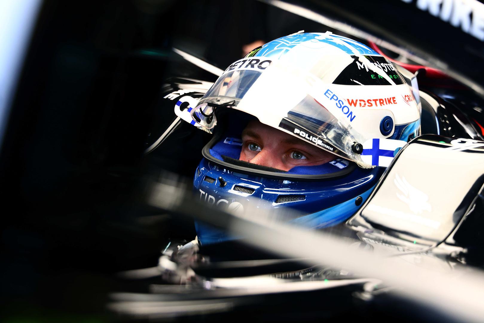 V. Bottas Italijos GP lenktynes pradės iš rikiuotės galo