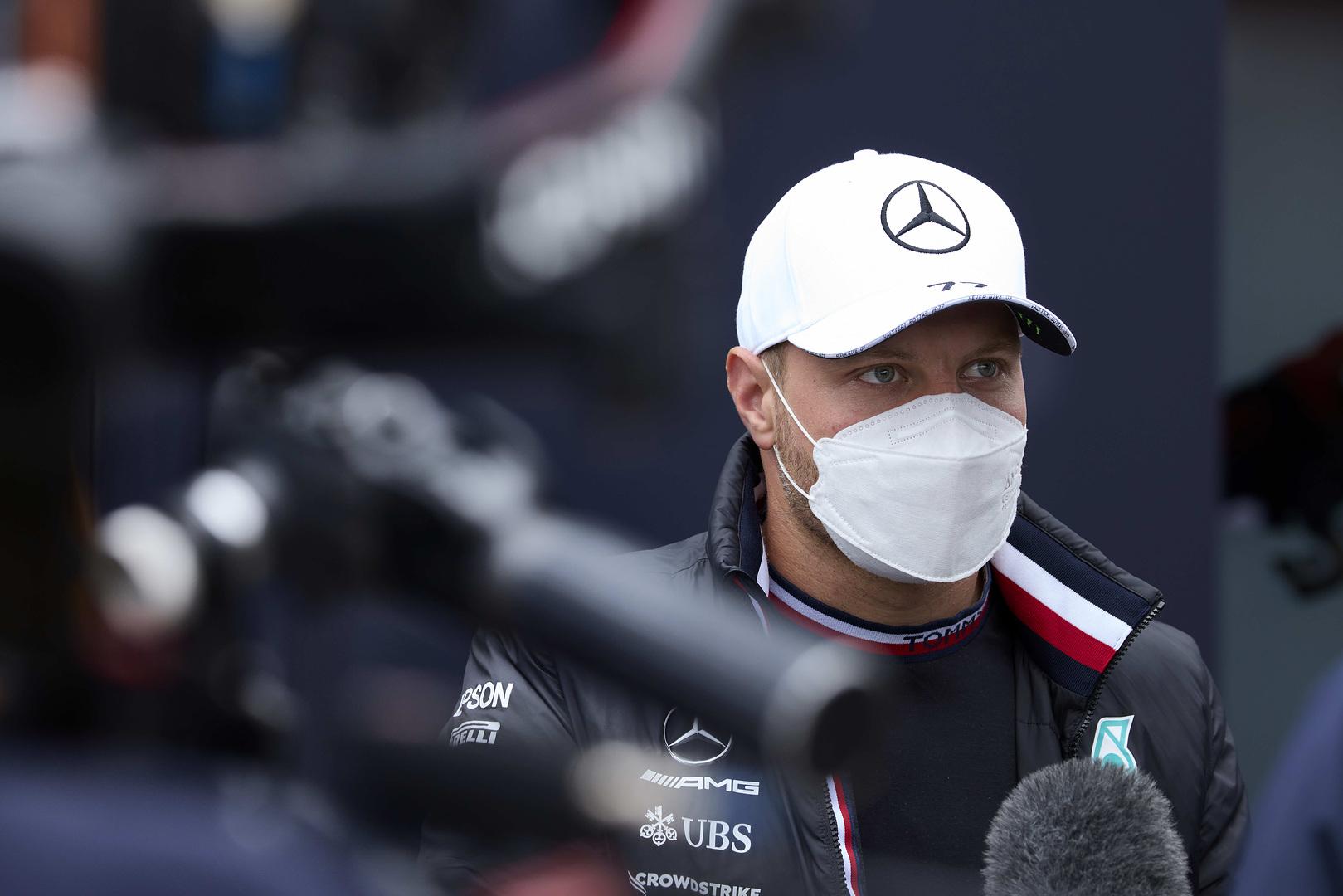 """Oficialu: V. Bottas kitais metais atstovaus """"Alfa Romeo""""  komandai"""