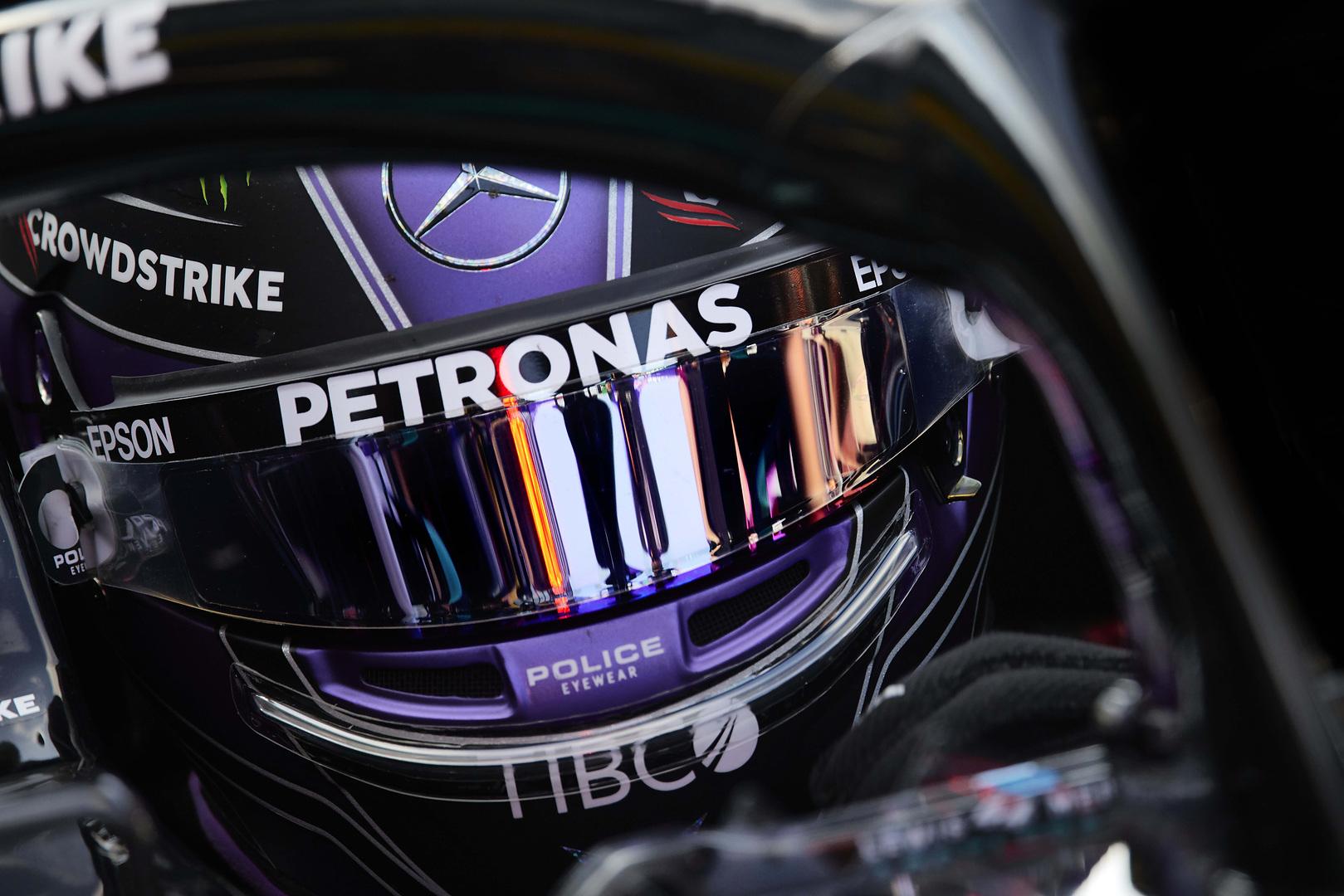 L. Hamiltonas: tai nebuvo pati geriausia mano kvalifikacija