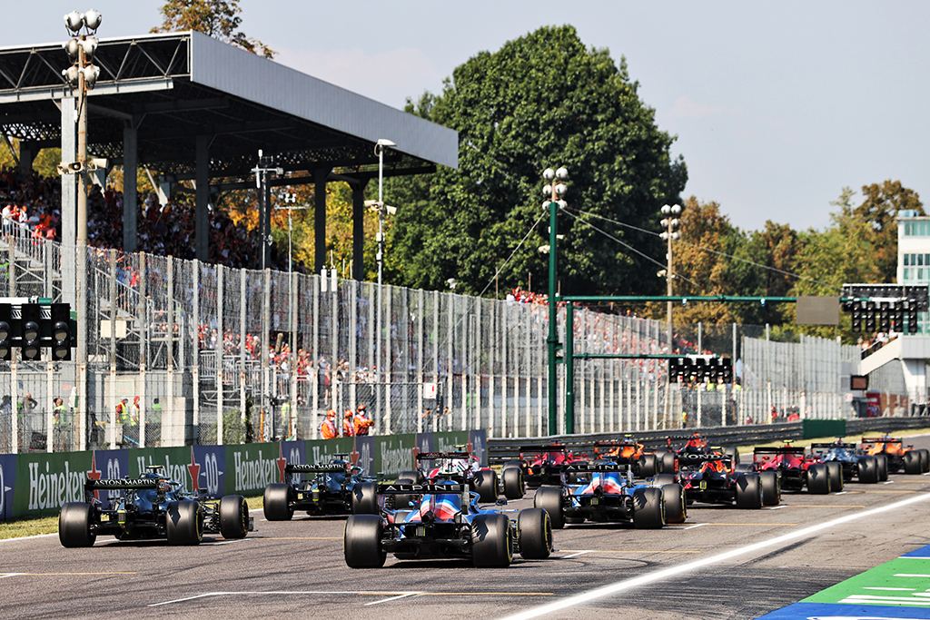 Sprinto likimas spręsis po Brazilijos GP etapo