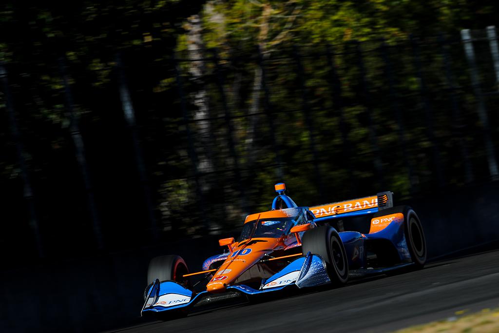 IndyCar. Portlande nugalėjo ir čempionato lyderiu tapo A. Palou