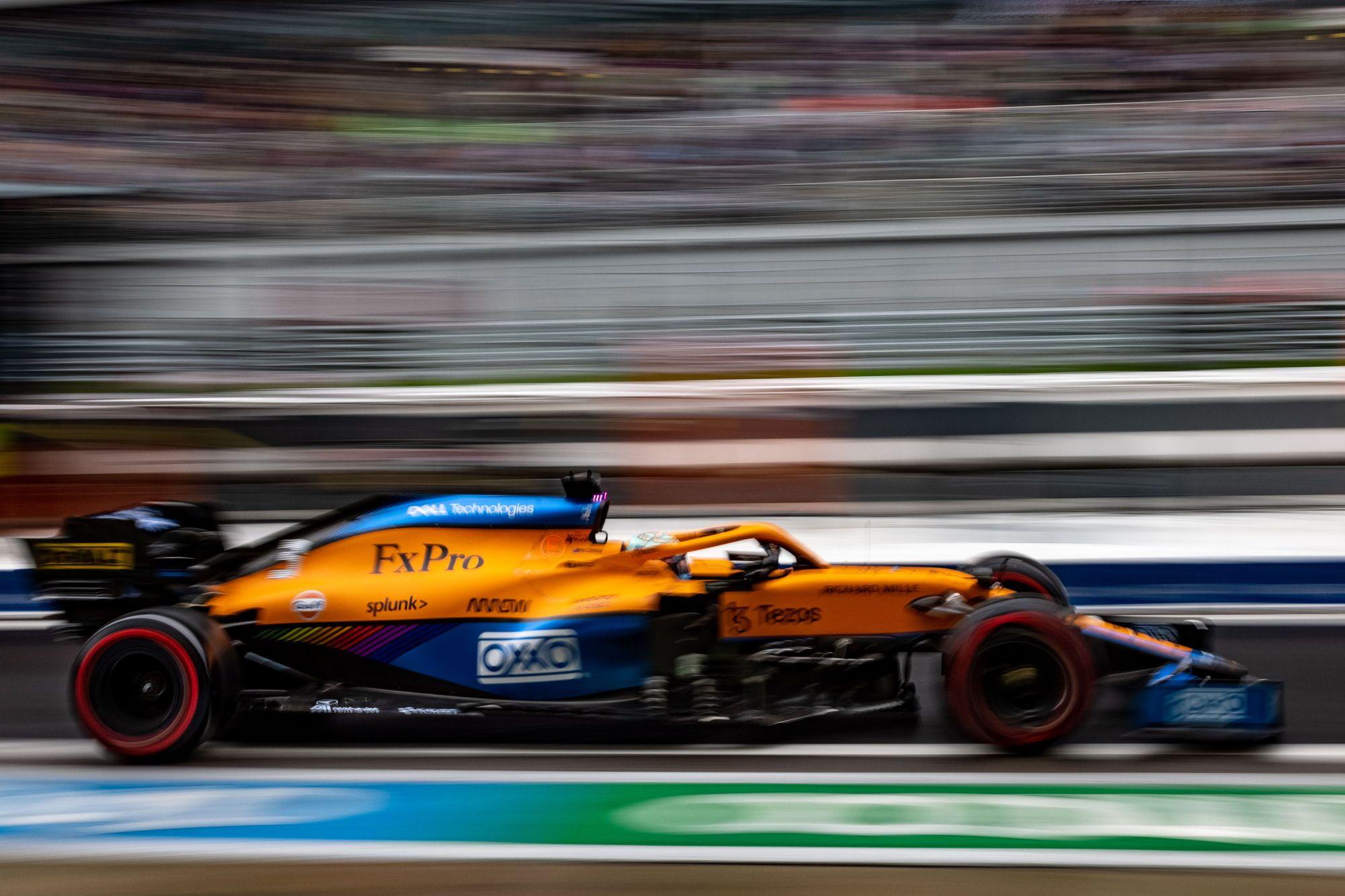 Teisėjai įspėjo D. Ricciardo