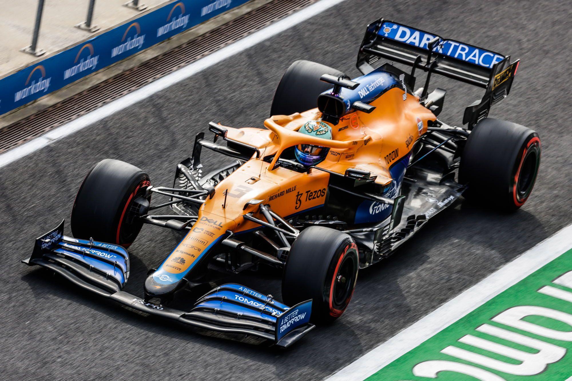 D. Ricciardo lenktynes Turkijoje pradės iš rikiuotės galo