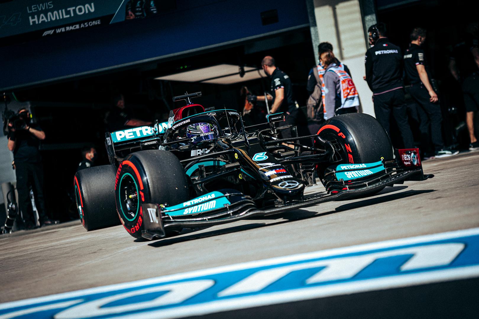 Naujas variklis kvalifikacijoje L. Hamiltonui pridėjo 22 AG