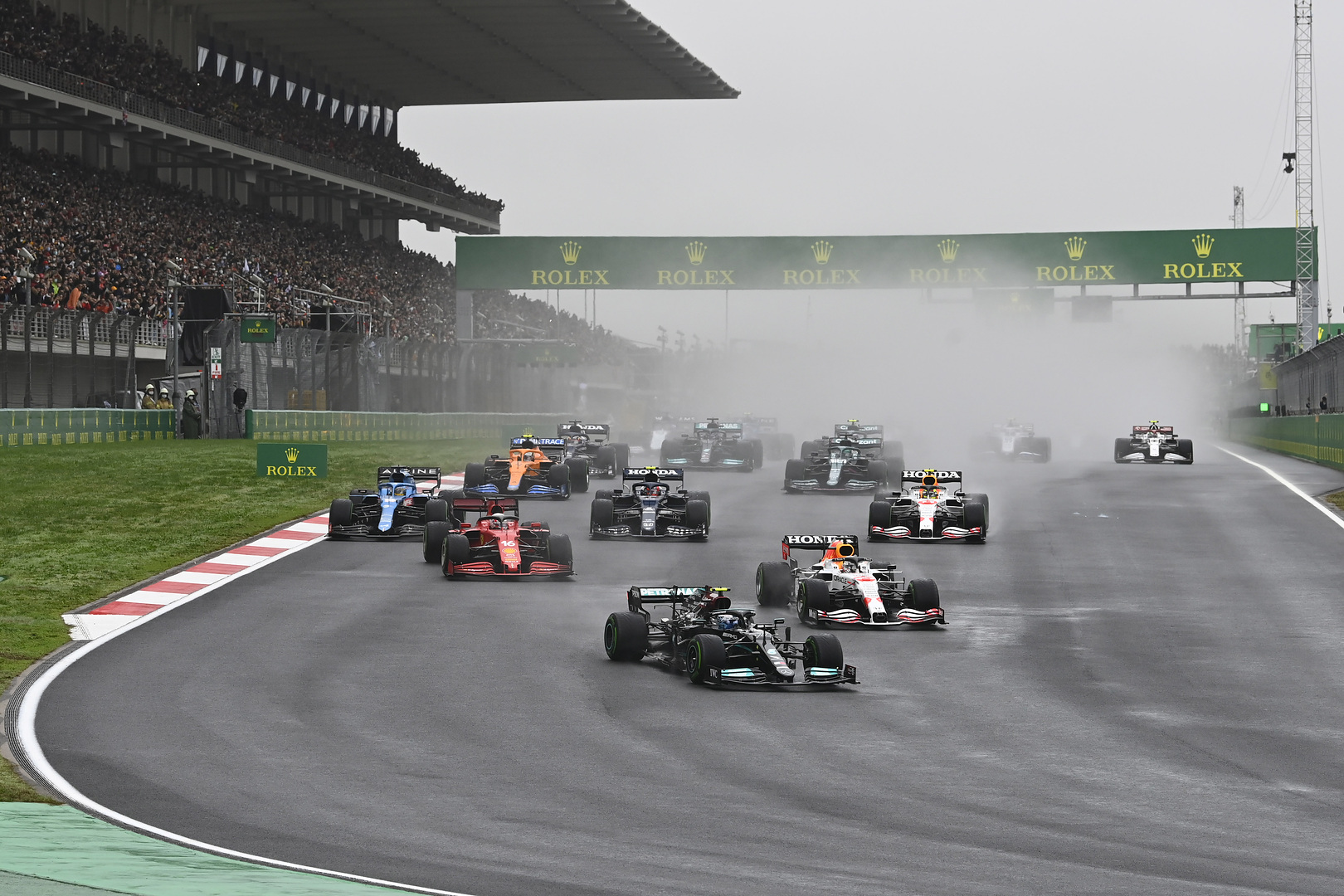 """M. Masi: FIA ir """"Pirelli"""" išanalizuos situaciją su padangomis"""