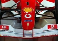"""""""Ferrari"""" ruošia 2003-iųjų bolidą"""