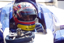 "J.P.Montoya: ""Trečioji vieta būtų lyg pergalė"""