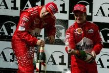 "FIA reakcija į ""Ferrari"" veiksmus"