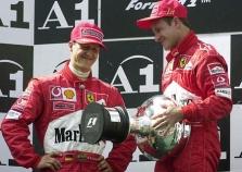 """Italija nusisuko nuo """"Ferrari"""""""