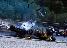 N.Heidfeldas savo avarijos nepamiršta
