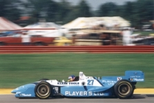 "J.Villeneuve`as – ""McLaren"" pilotas–bandytojas?"