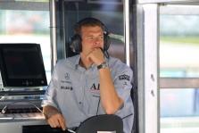 """A.Wurzas lieka """"McLaren"""""""