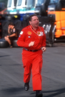 """Ferrari"" nekalta, kad F-1 darosi nuobodi?"