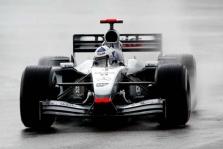 "D.Coulthardas ir ""McLaren"" boksai"