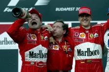 "50-as ""Ferrari"" podiumas iš eilės?"