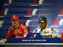 """J.P.Montoya: į """"Ferrari"""" po Michaelio"""
