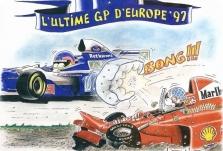 Jerez-97: Michaeliui niekada neatleisim