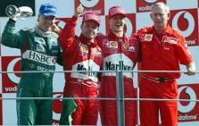 Italijos GP: Lenktynės