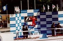 """N.Piquet: """"Schumacheris – geriausias"""""""