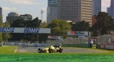 Grasinimai pakenkti Australijos GP