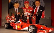 """Ferrari"" sudėtis nesikeis iki 2007"